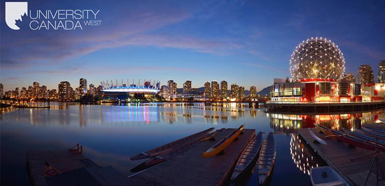 ночной Ванкувер eurostudy