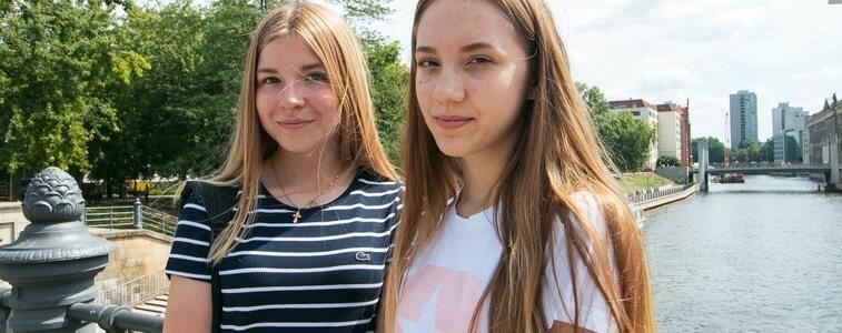 студенты МСМ в Берлине eurostudy