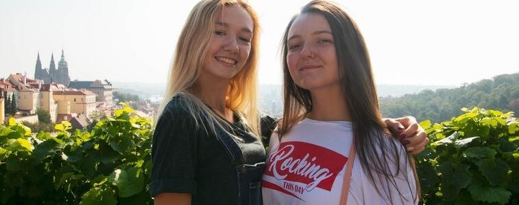 экскурсия по Пражскому Граду eurostudy