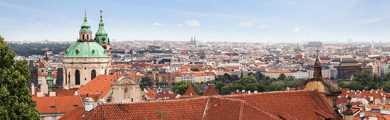 Весенние каникулы в Праге