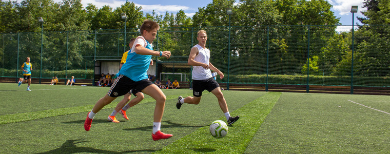 акьтивный день спорта МСМ eurostudy