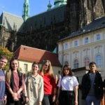 экскурсия в музей Пражского Града eurostudy