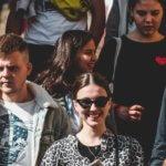 студенты МСМ экскурсия в Пражский Град eurostudy