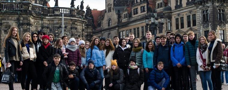 экскурсия в немецкий город Дрезден eurostudy