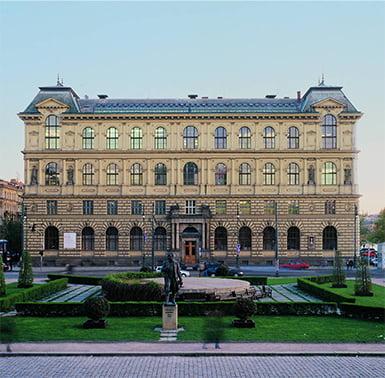 школа прикладных искусств в Праге eurostudy