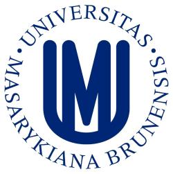 логотип Масариков Университет euorstudy