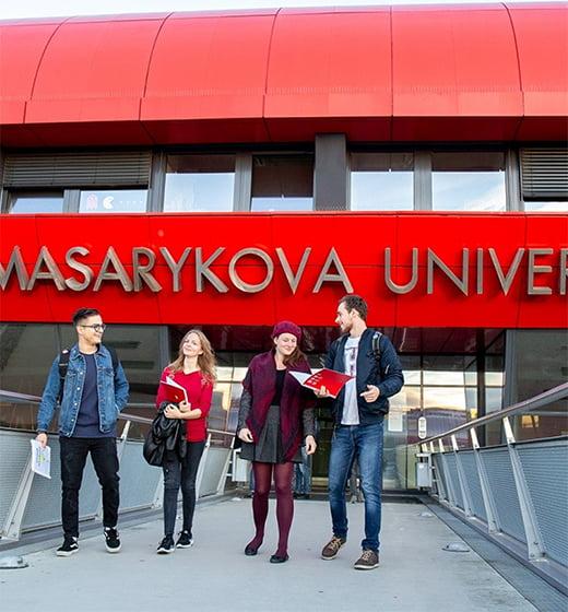 Масариков Университет в Брно eurostudy
