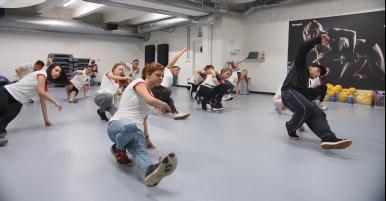 Летняя школа танцев в Праге + Английский
