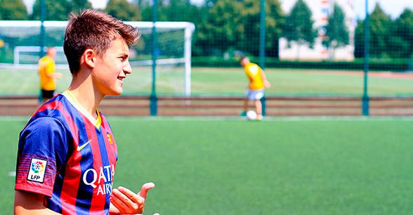 футбольная академия в Праге eurostudy