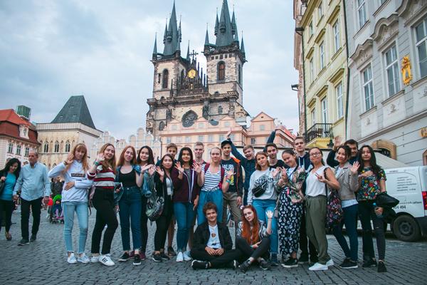 Полугодовые курсы чешского eurostudy