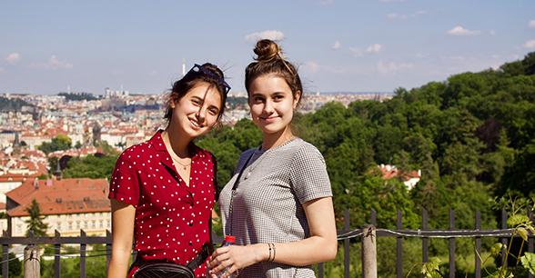 программы в Чехии eurostudy