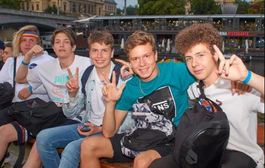 Детский языковой лагерь в Праге eurostudy