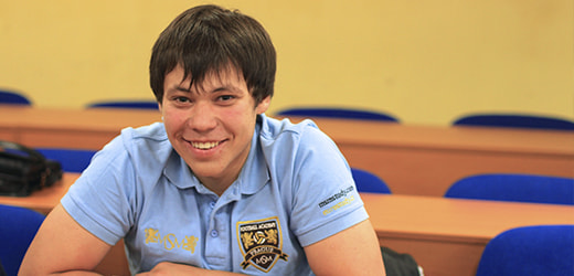 студент ČVUT eurostudy