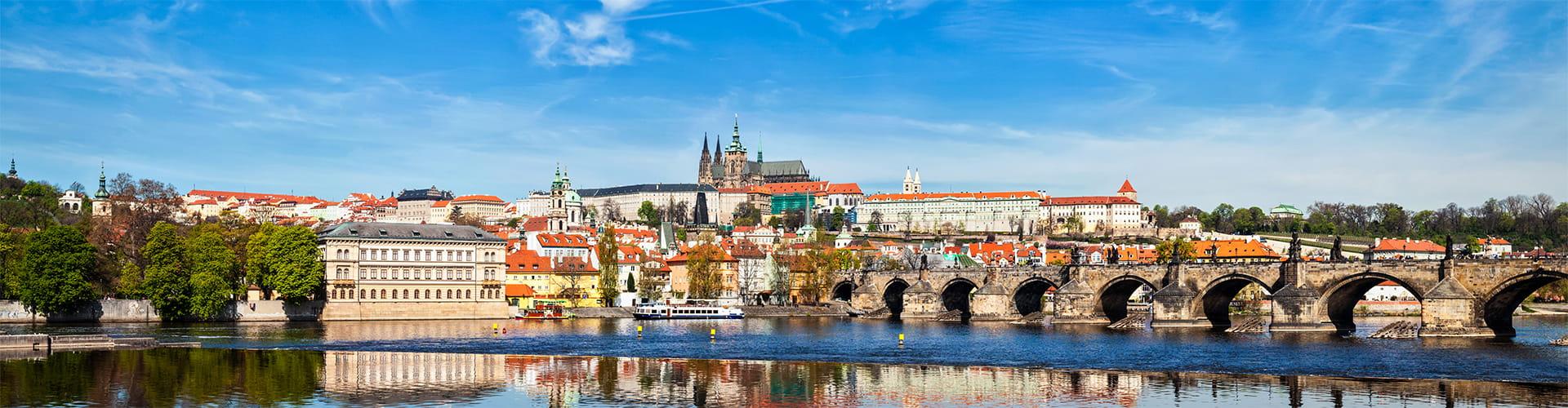 Обзорная экскурсия по Праге eurostudy