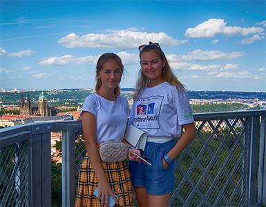 экскурсия по Праге eurostudy
