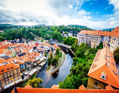 отдых в чехии eurostudy