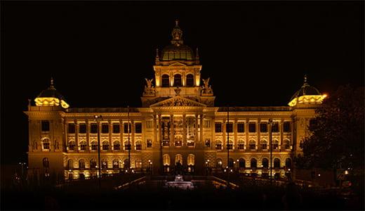 музеи в Праге eurostudy