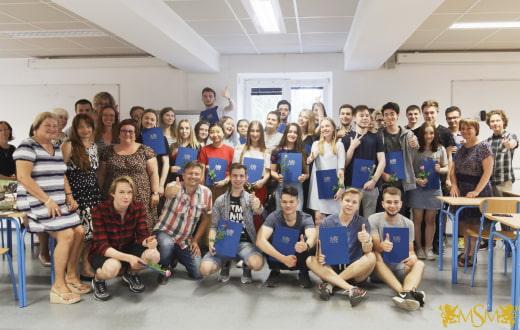 Языковые курсы в Чехии eurostudy