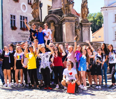 каникулы в Европе eurostudy