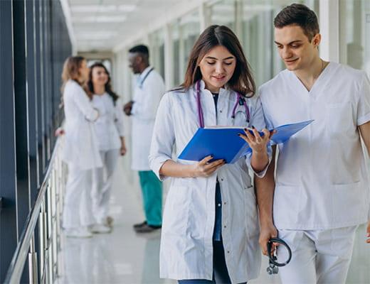 программа Медицинская карьера в Чехии eurostudy