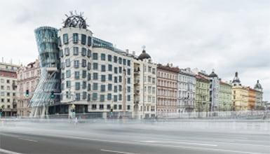 чехия танцующий дом eurostudy