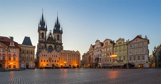 Староместская площадь eurostduy