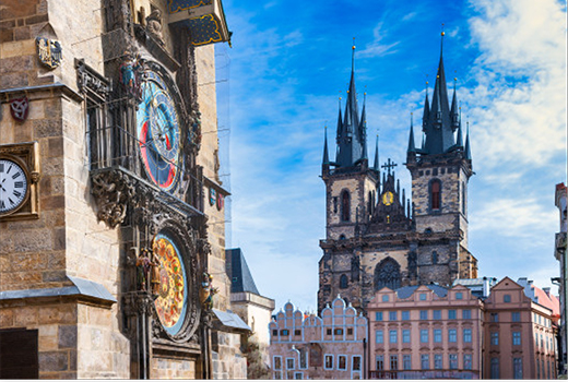 Обзорная экскурсия по Праге