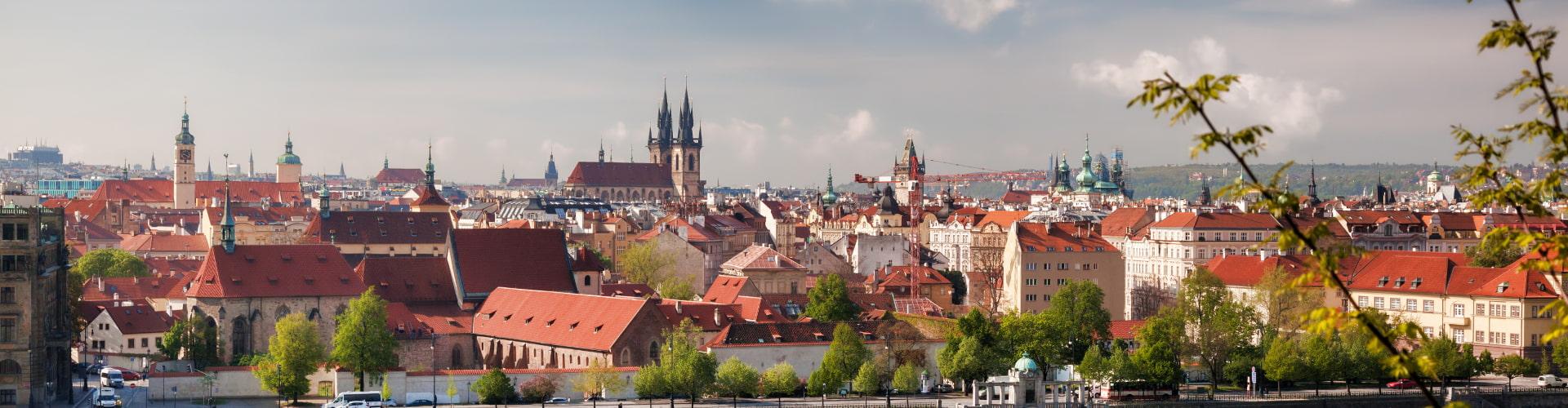 Весенние каникулы в Чехии