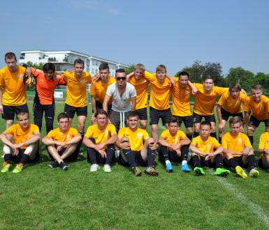 Летняя Международная Футбольная Академия eurostudy