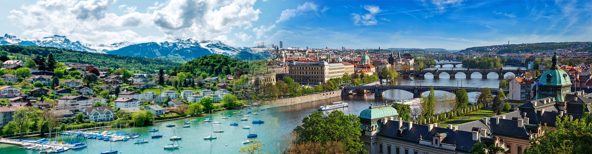 Чехия+Швейцария eurostudy
