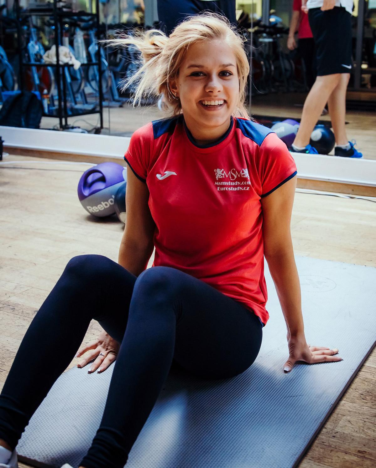 фитнес в Праге eurostudy