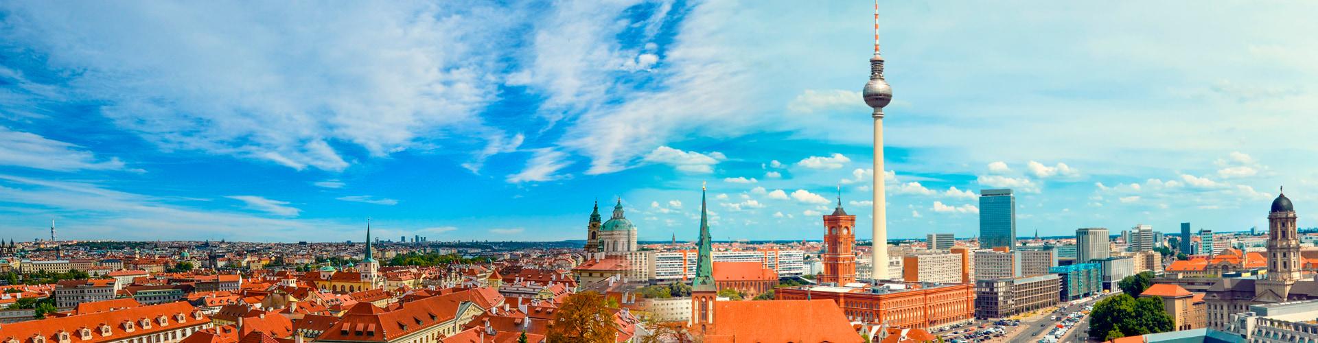 Чехия + Германия eurostudy