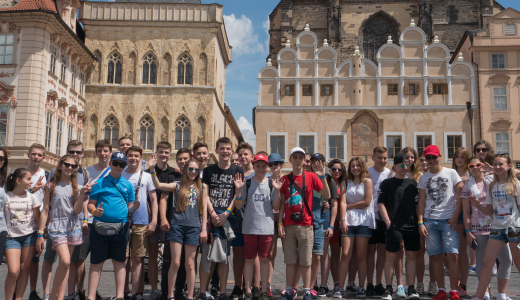 Прага Старомак eurostudy