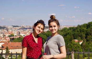весенние каникулы в Праге eurostudy