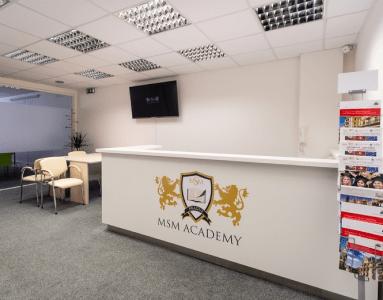 Академия МСМ eurostudy