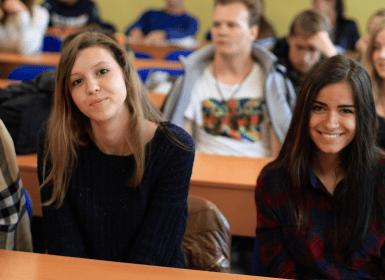 Полугодовой курс чешского + английского языка в Праге eurostudy