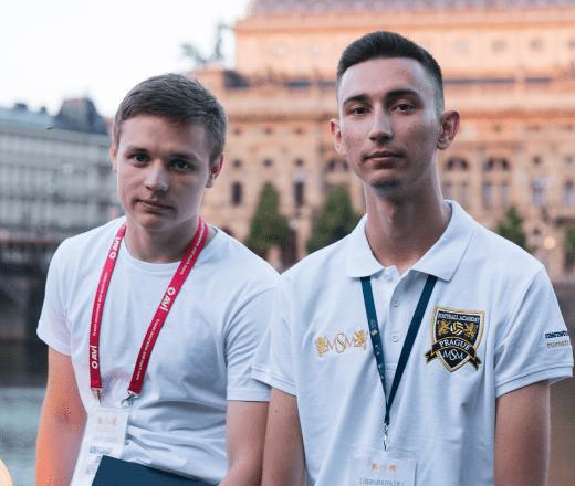 студенты в Праге eurostudy