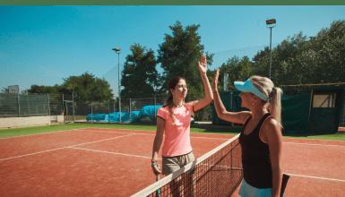 школа тенниса eurostudy