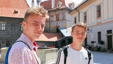 улицы Праги eurostudy