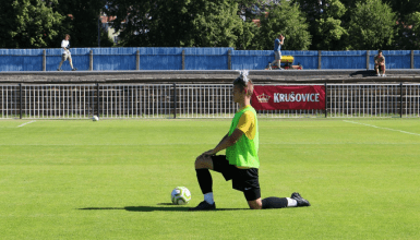 Летний футбольный лагерь + Английский в Праге