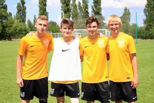 футбол в Праге eurostudy