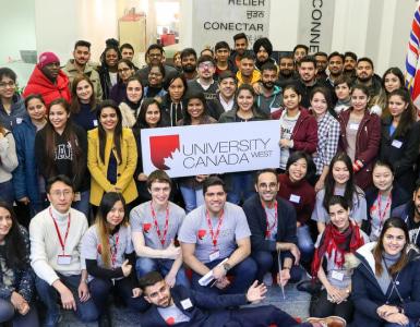 University Canada West eurostudy