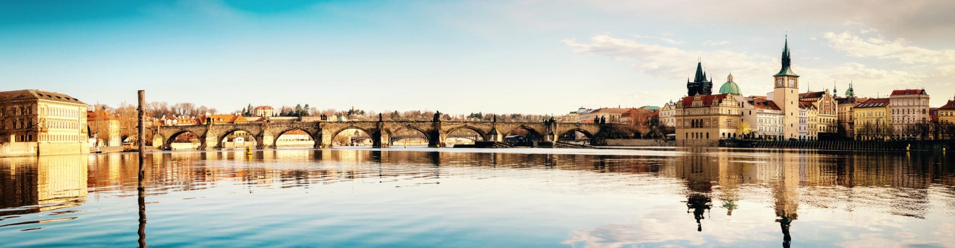 Полугодовой курс чешского + английского языка в Праге