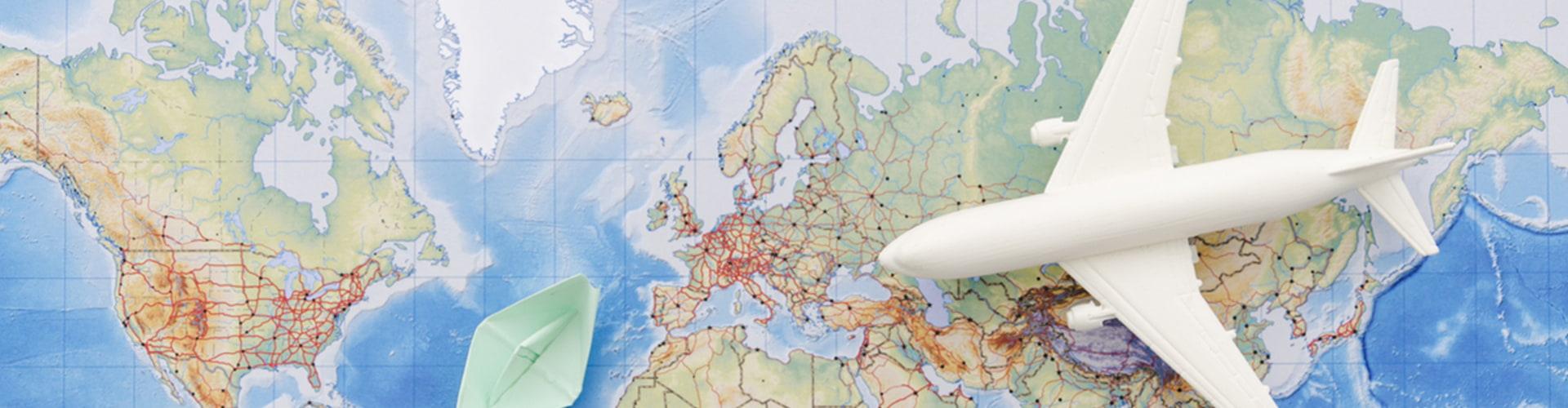 карта мира eurostudy