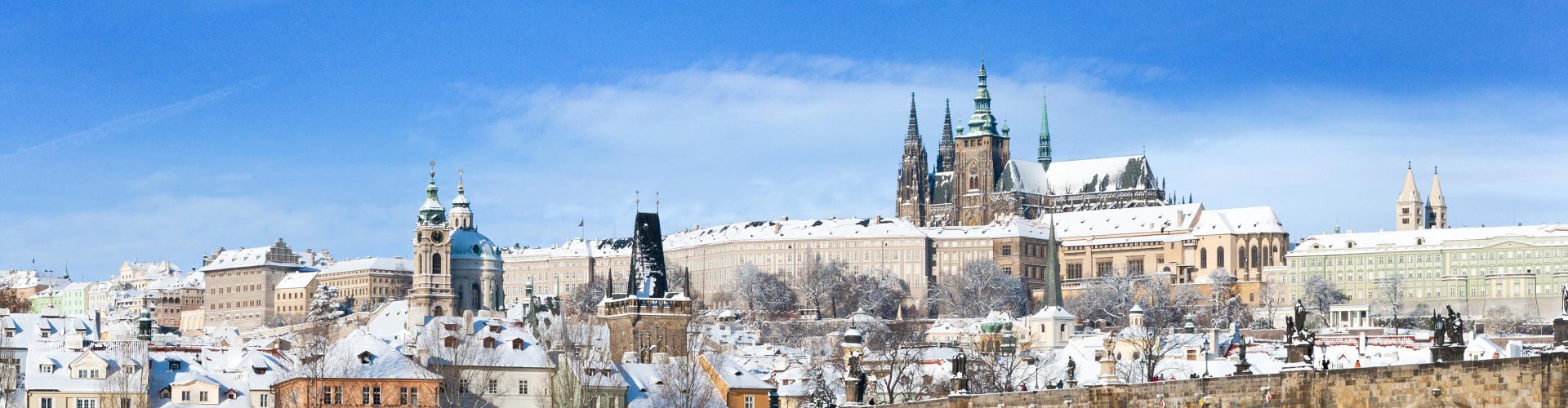 зимние каникулы в Праге eurostudy