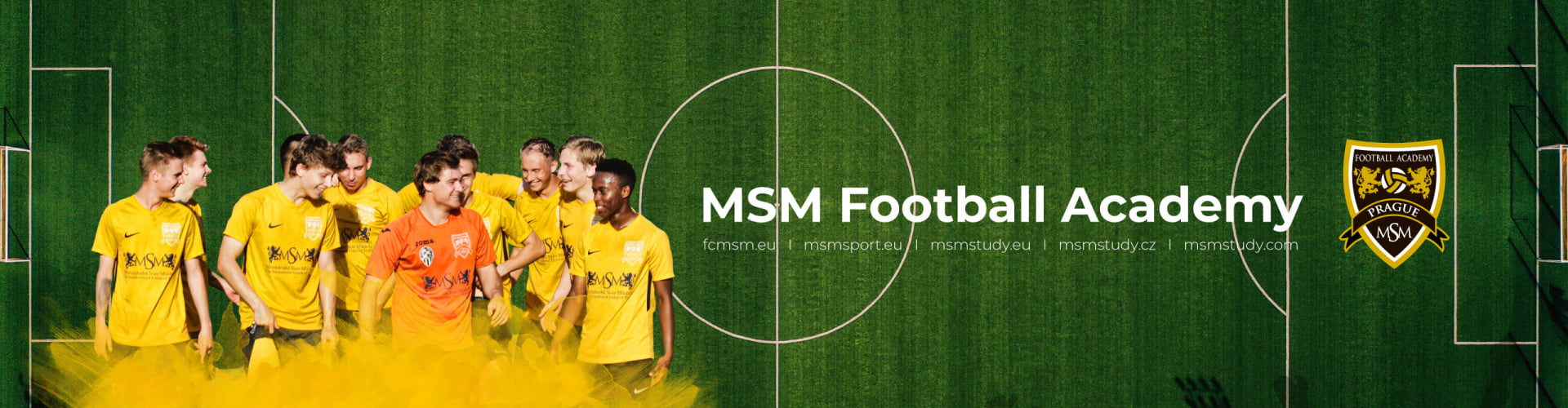 Годовая Футбольная Академия MSM