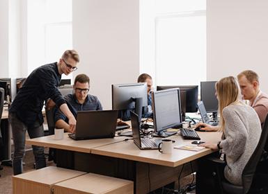 Стажировка: Информационные Технологии eurostudy