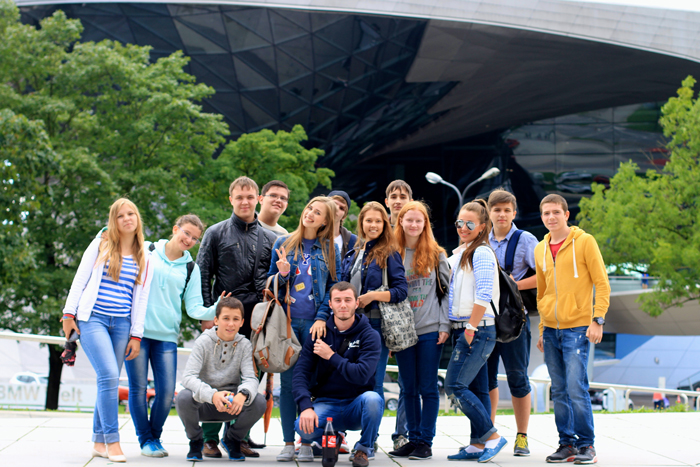 музей bmw берлин eurostudy