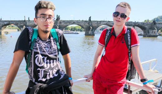 Подготовительные годовые курсы в Праге