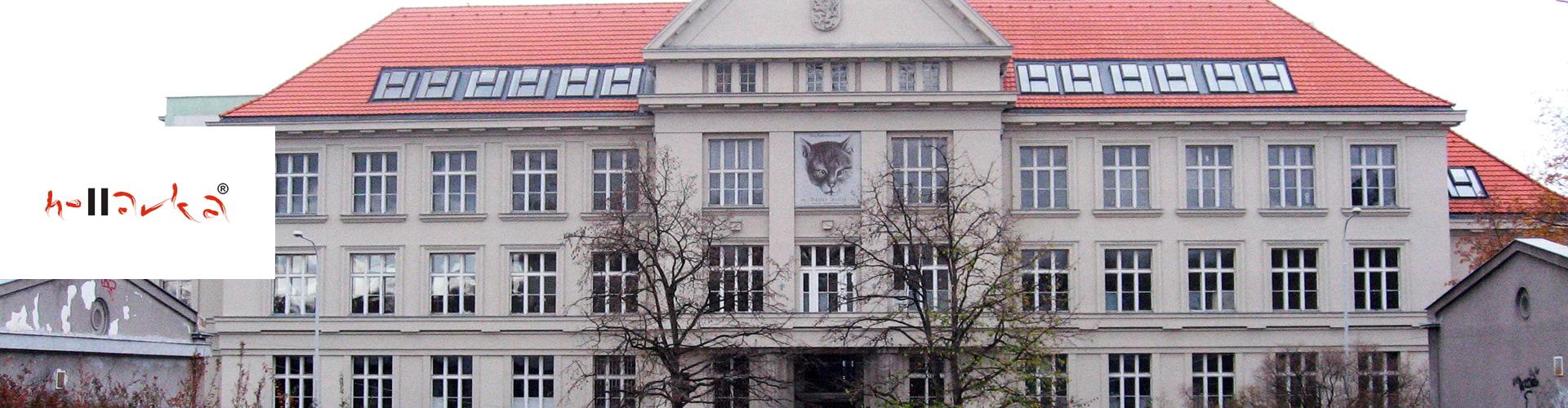 Художественная школа Вацлава Голлара «Hollarka» eurostudy